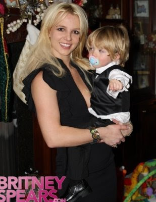 Britney and Jayden James Photos