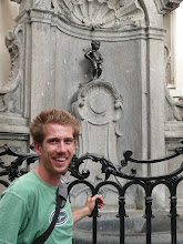 Manneken Pis in Belgium