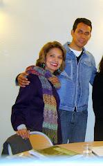 Con Carlos Russo.