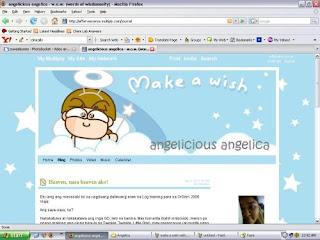 make a wish angel