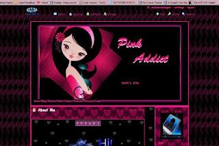 pink addict