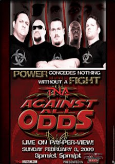 Watch TNA Against All Odds 2009 Online Live Stream For Free