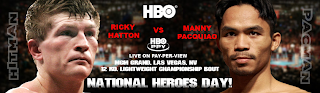 pacquiao vs hatton live stream