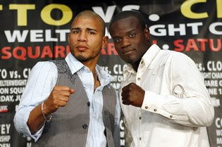 Watch Cotto vs Clottey Live Stream Online