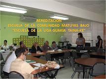 Escuela  de  la  Liga  Guakia  Taina-ke - Matuyas  Bajo -  Maunabo