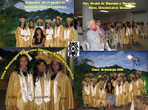 Primera Clase  Graduanda Programa de  Inmersion Cultural - 2008