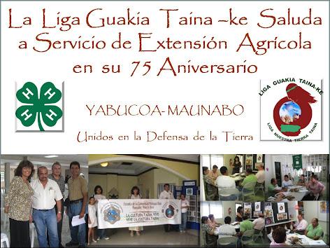 Guakia  Taina  ke  Celebra  los  75  Años de  SEA