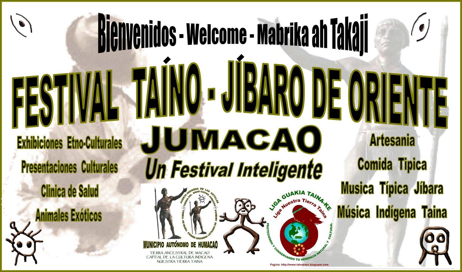 3er  Festival  Taino  Jibaro  de  Oriente