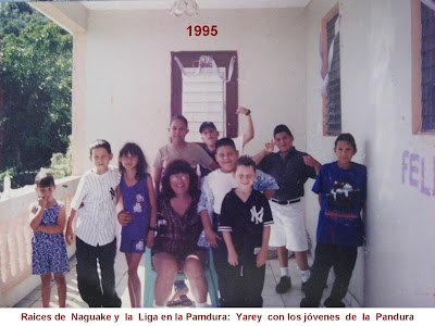 Raices en Naguake  1995