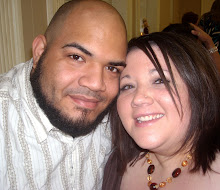 The hubby & me