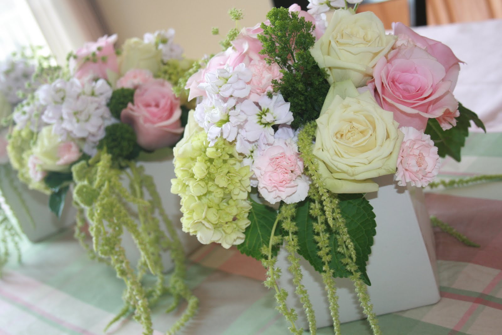 baby shower flower arrangements