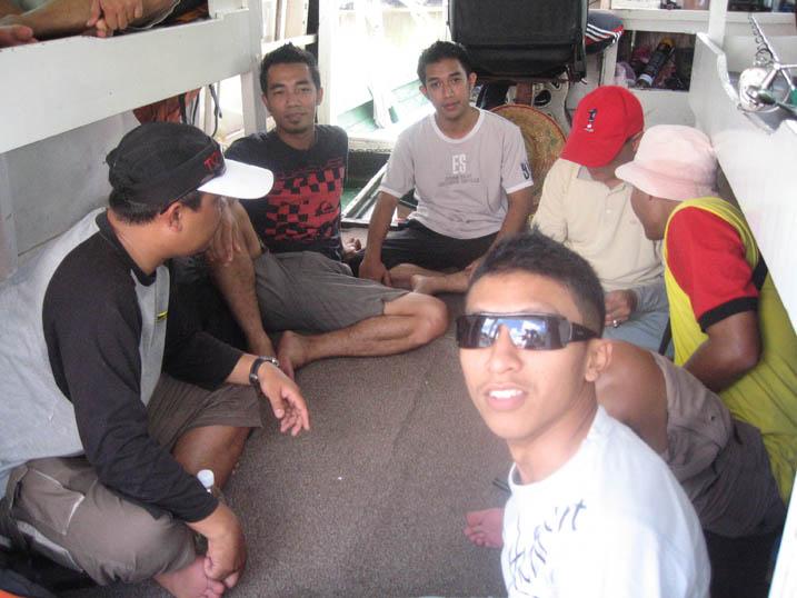 Trip Memancing ke Tukun Bas, Sabtu 31/07/2010.