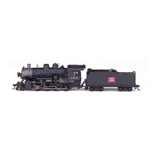 Bachmann 2-8-0 consolidation ho