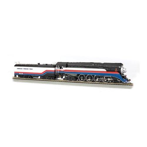 Bachmann ho scale 4 8 4 gs 4 locomotive american freedom train 4449