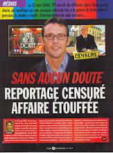 POURQUOI DSK A-T-IL fait annuler le reportage du 12 mai 2000 ?