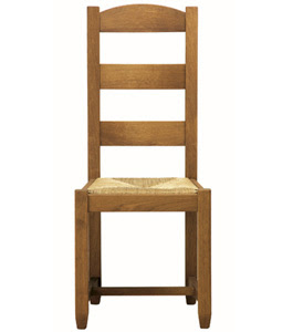 An ordinary looking dining chair