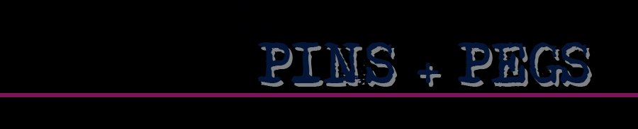 Pins+Pegs