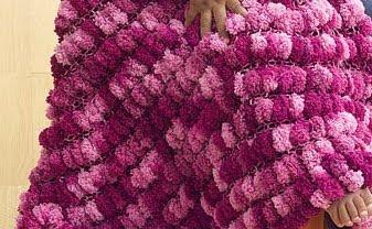 Pom Pom Yarn Knitting Patterns : KNITTING PATTERNS FOR POM POM WOOL   KNITTING PATTERN