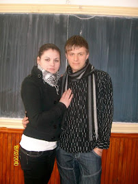 Elevii Claudia Pisaltu şi Bogdan Munteanu, clasa a X-a C