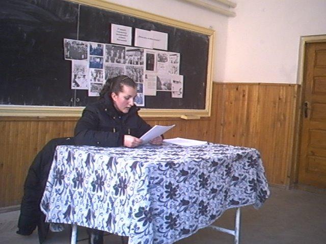 Sesiune de comunicări pe tema Holocaustului