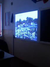 Vizionarea unor prezentări în power point....