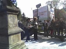 Monumentul eroilor din Roznov