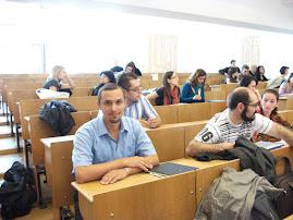 Aspecte din timpul Conferinţei privind Drepturile Omului