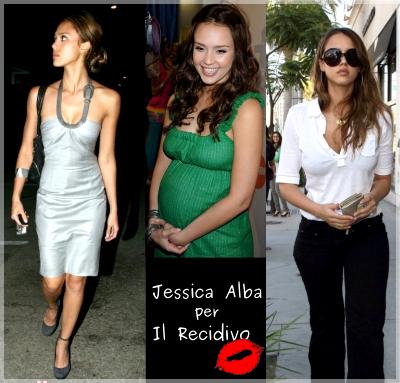 Jessica Alba: da giovincella a mamma