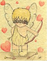 foto de angelito ciego