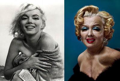 Marilyn la guarra