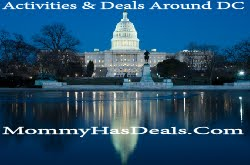 Activities & Deals Around DC