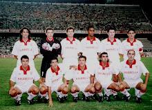 SEVILLA FC 1995 EN LA UEFA