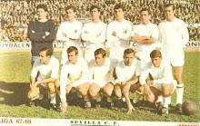 SEVILLA FC 1967