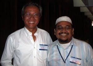 Wijaya dan Pak Kusmayanto Kadiman