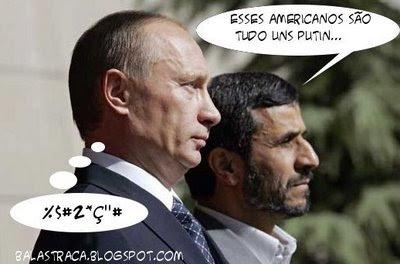 irã, russia, Vladimir Putin, Mahmoud Ahmadinejad