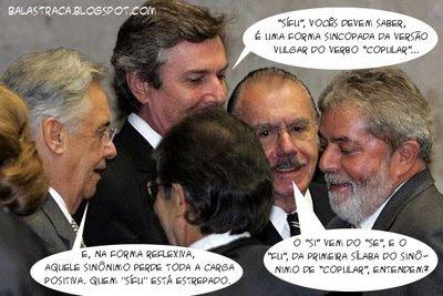 josé sarney, lula, fernando collor de mello, politicos, brasil