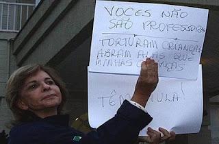yeda crusius, protesto, psdb, corrupção