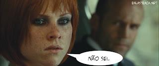 Natalya Rudakova, transporter 3, Jason Statham, luc besson, homem, mulher, humor