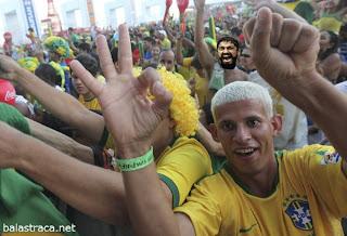 torcida brasileira, futebol, vibração, 300, rei Leónidas I, Gerard Butler, energia, hexa