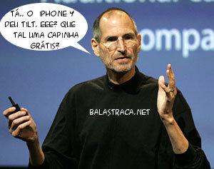 Steve Jobs, iPhone 4