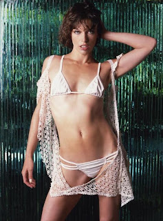 Milla Jovovich, atriz, quinto elemento, tentação, resident evil, ultravioleta, gostosa