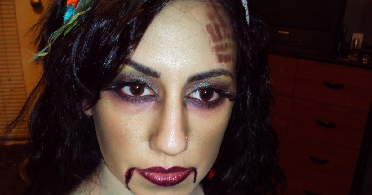 Makeup By Lady C Zombie Dead Mermaid