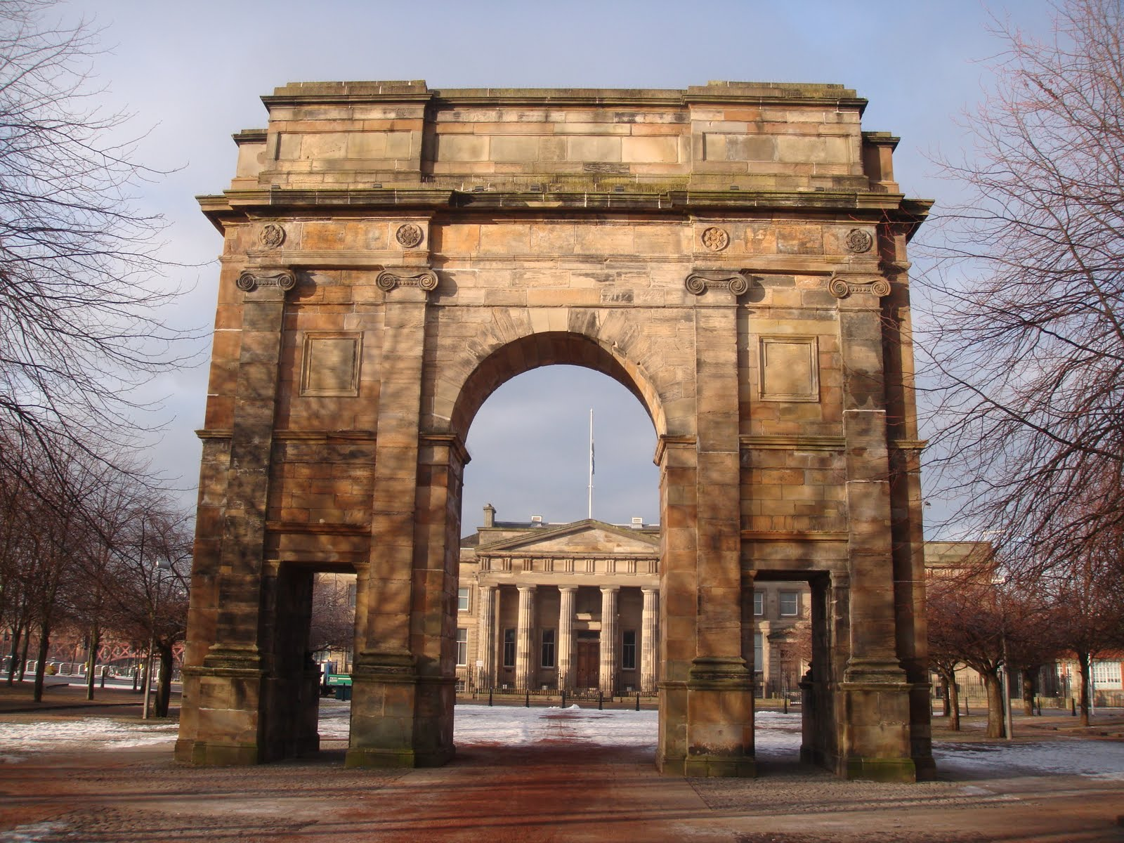 adventures of the early ooters 15 december glasgow bridges and