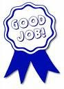 'Good Job' award