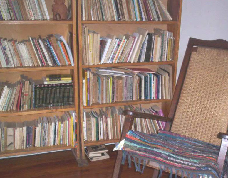 mi biblioteca...