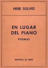 En lugar del piano *