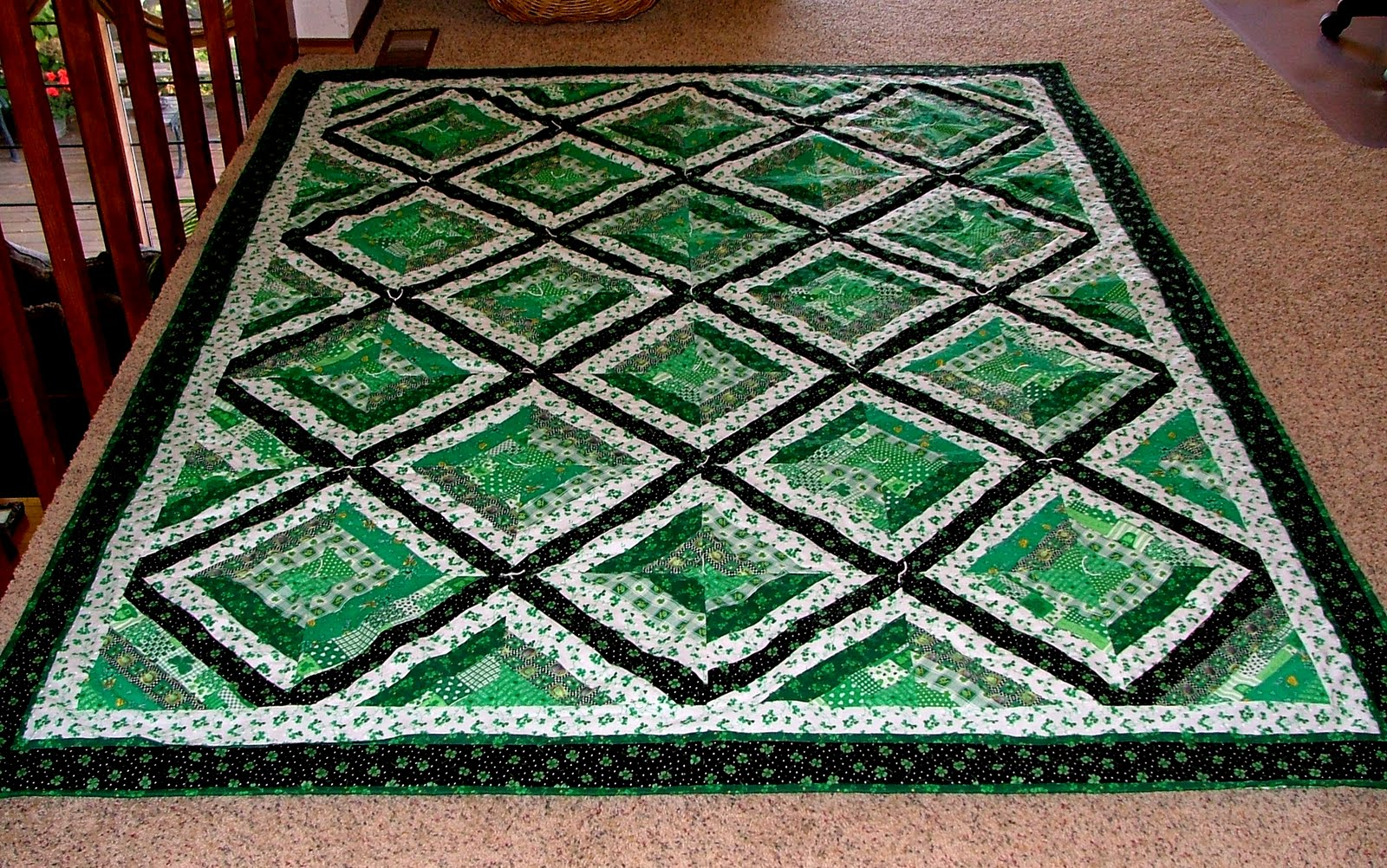 Free Quilt, Craft and Sewing Patterns: Links and Tutorials *With ... : quilt in a day patterns free - Adamdwight.com