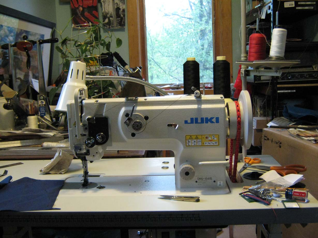 self threading sewing sergers juki