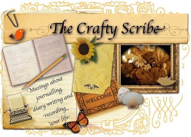 The Crafty Scribe