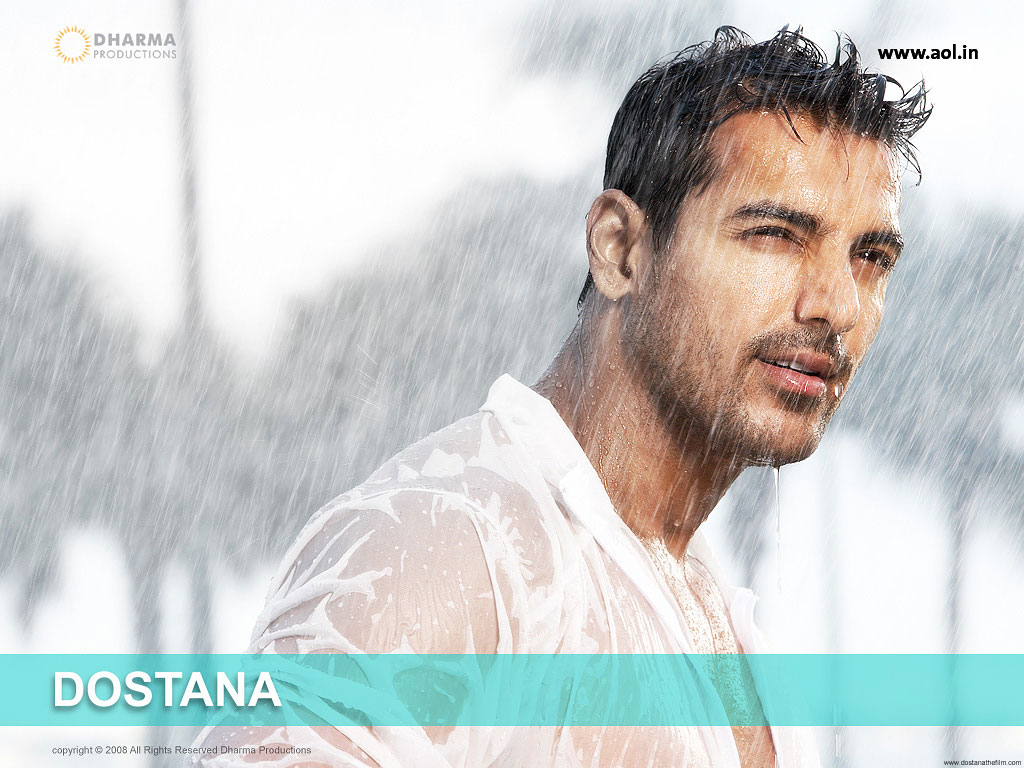 Dostana (2008) Movie Wallpapers John Abraham's Wallpapers